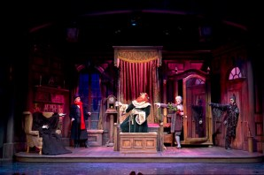 """A Christmas Carol"" adapted by Jerry Patch from Dickens, at South Coast Repertory Theatre in Costa Mesa, Calif., through Dec. 27."