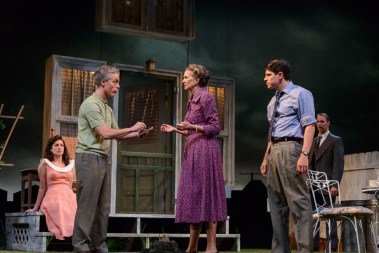 """""""All My Sons"""" by Arthur Miller, at Weston Playhouse in Weston, Vt., through Sept. 4."""