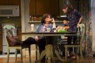 """All the Days"" by Sharyn Rothstein, at McCarter Theatre Center in Princeton, N.J., through May 29. Pictured: Caroline Aaron and Stephanie Janssen. (Photo by T. Charles Erickson)"