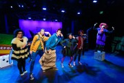 """""""Diary of a Worm, a Spider, and a Fly"""" by Joan Cushing, at Salt Lake Acting Company, in Salt Lake City, Utah, through Dec. 28."""