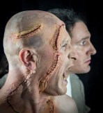 """""""Frankenstein"""" by Nick Dear, at OpenStage Theatre & Company in Fort Collins, Colo., through Nov. 24."""
