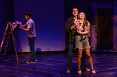 """""""Ghost the Musical"""" by Bruce Joel Rubin, at Centre Stage in Greenville, S.C., through Nov. 12. (Photo by Wallace Krebs Photography)"""