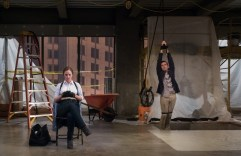 """Kill Local"" by Mat Smart, at La Jolla Playhouse in San Diego, Calif., through Aug. 27."