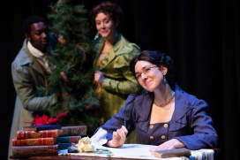 """Miss Bennet: Christmas at Pemberley,"" by Lauren Gunderson and Margot Melcon, at Taproot Theatre in Seattle through Dec. 29."