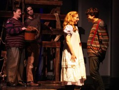 """""""Peter and the Starcatcher"""" by Rick Elice, at Georgia Ensemble Theatre in Roswell, Ga., through March 13. (Photo by Dan Carmody/Studio7)"""