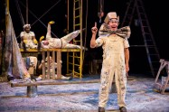 """""""Pinocchio"""" adapted by Greg Banks from Carlo Collodi, at Children's Theatre Company in Minneapolis, through Aug. 14. (Photo by Dan Norman)"""