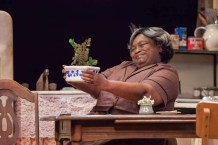 """""""A Raisin in the Sun"""" by Lorraine Hansberry, at Cincinnati Shakespeare Company through April 15. Pictured: Burgess Byrd. (Photo by Mikki Schnaffner Photography)"""