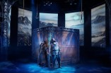 """Roof of the World"" by D. Tucker Smith, at Kansas City Repertory Theatre in Kansas City, Mo., through March 27. (Photo by Don Ipock)"