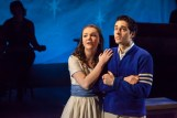 """""""The Fantasticks"""" by Tom Jones and Harvey Schmidt, at Cider Mill Playhouse in Endicott, N.Y., through Feb. 14. Pictured: Keara Byron and Matt Madden. (Photo by George Cannon)"""