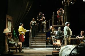 """""""The Hostage"""" by Brendan Behan, at Griffin Theatre Company in Chicago in 2009."""