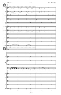 """Selection from """"Many a New Day"""" from 'Oklahoma!', 1943 original. Credit: Courtesy of the Rodgers & Hammerstein Organization, a Concord Music Company, www.rnh.com. Click to expand."""