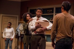 """The Call"" by Tanya Barfield, at Dobama Theatre in Cleveland, through Nov. 15."
