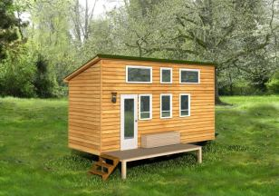 Phoenix Front American Tiny House