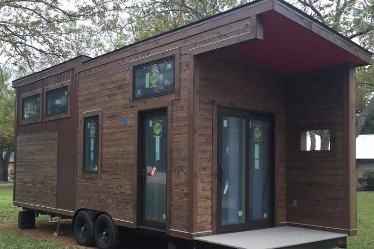 The Bare Necessities: Living in a Tiny Home