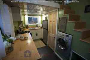 American Tiny House - Interior Everett - Tiny House Nation