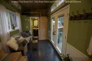 Living Space Everett Tiny House Nation