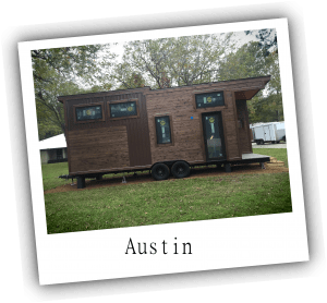 American Tiny House - Austin External