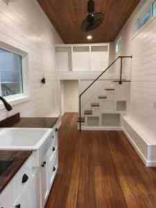 Houston Interior American Tiny House