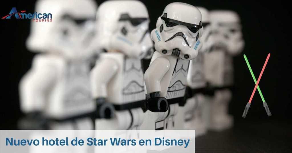 Nuevo hotel de Star Wars en Disney