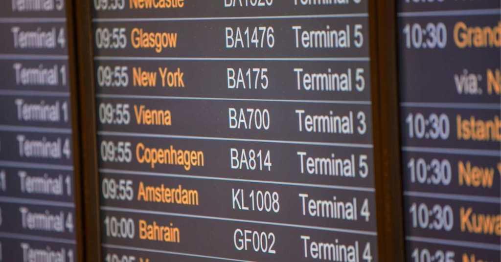 El ISD para aerolíneas