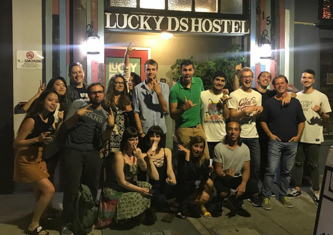 Lucky D's Hostel - Best Hostels in the USA