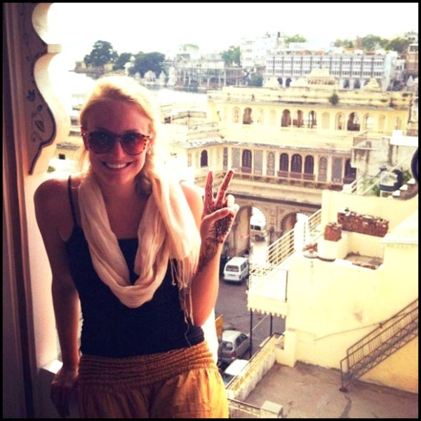 Rachel Jones is one of the few top American travel bloggers that loves India with a passion
