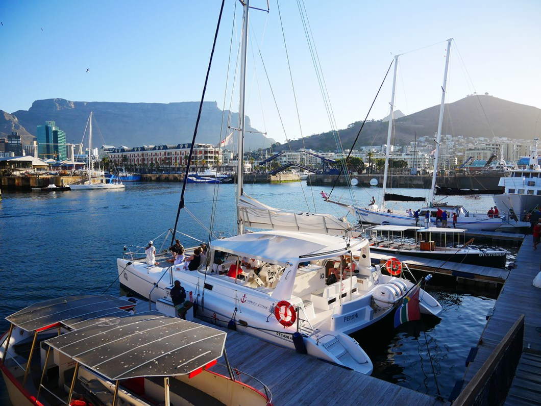 Catamaran Cruise V&A Waterfront