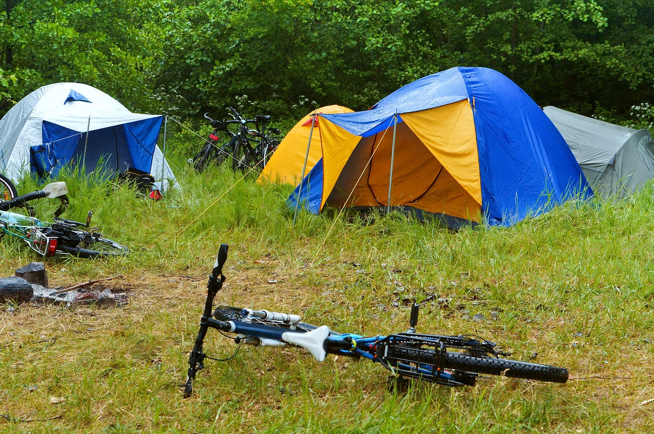 Camping Tips for Rainy Weather