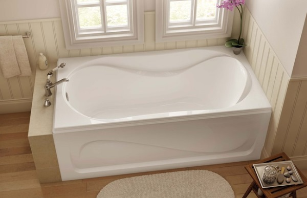 Cocoon 6636 Tub By Maax 66 X 36 X 21 8 Jets And 1 Hp Pump
