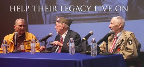 Veterans of america donations