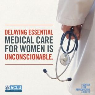 Photo Courtesy of Center for Reproductive Rights's Facebook Page.