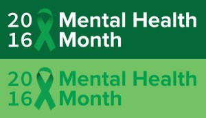 Mental Health Month. Photo courtesy of the National Alliance of Mental Illness