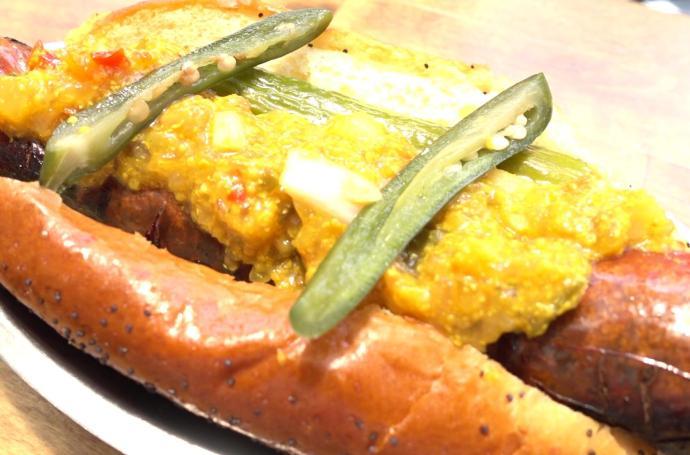 Duck Inn Hot Dog