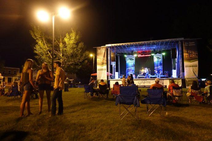 Corinth MS Slugburger Festival