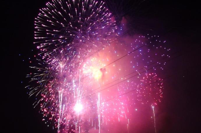 Nashville Fireworks July 4