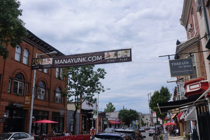 Manayunk Main Street