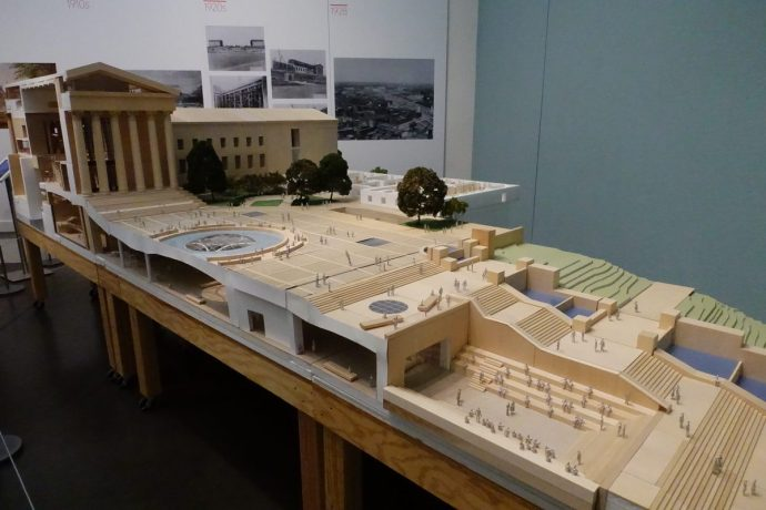 Philadelphia Museum of Art Expansion Model