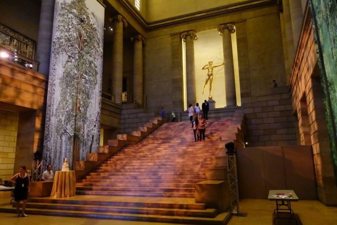 Philadelphia Museum of Art Great Stair Hall