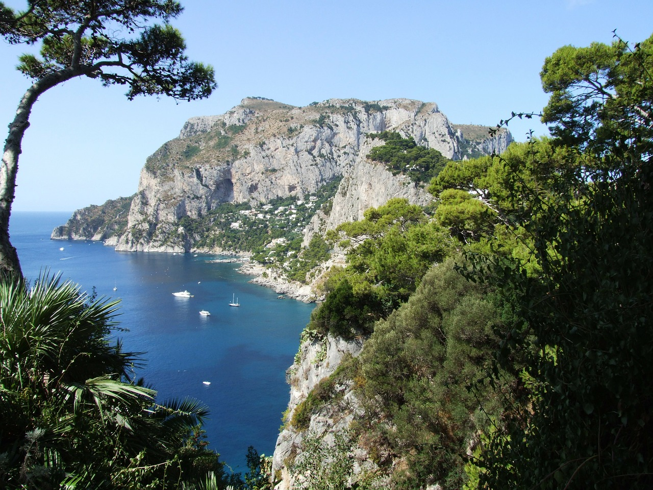 Cruising The Amalfi Coast Is A Vacation In Southern Italy