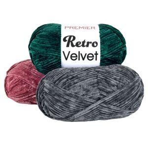 Retro Velvet yarn