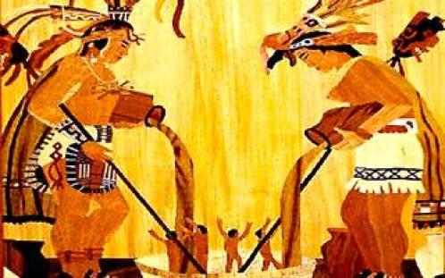 Resultado de imagen de maya hombre