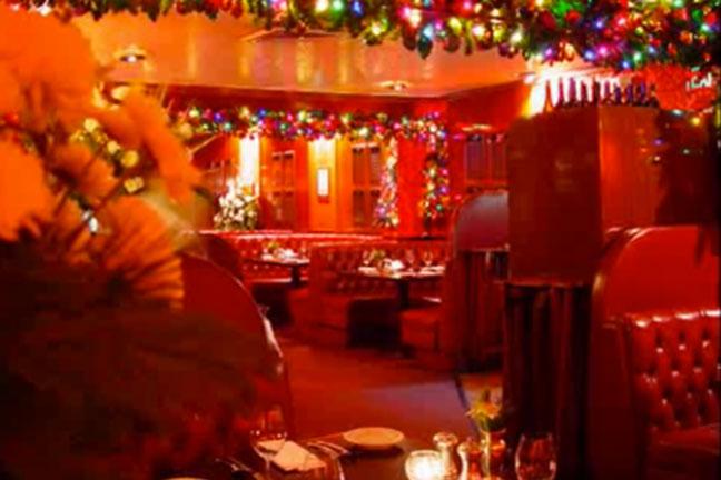 Steak House Restaurant Menu