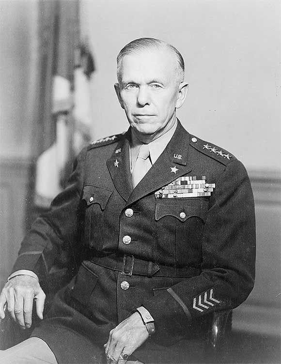 George Marshall and the Marshall Plan