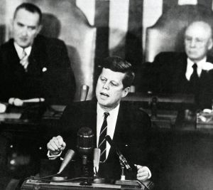 Kennedy Congressional Speech
