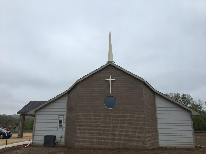 First United Methodist Church construction in Stoddard, WI by Americon Construction Co