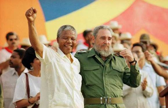 Image result for nelson mandela communist