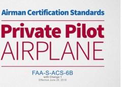 Airman Certification Standards (ACS)