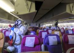 Conronavirus Facts, News and effects on Aviation..