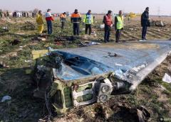 Iran Aviation Body Says Air Defense Mistake Caused Shooting Down Of Ukraine Airliner