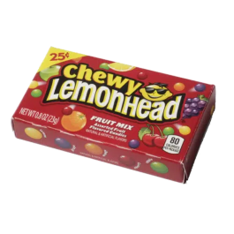 Chewy Lemonhead Fruit Mix (Small Box)